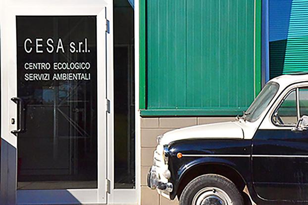 CESA Srl - Centro Ecologico Servizi Ambientali - Monza - La ditta CESA srl è presente nel  mondo - Subito Impresa+