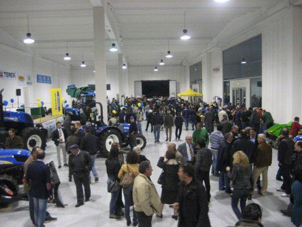 GIOVANNI MALAVOLTA SRL - Corigliano Calabro - Concessionari New Holland, Case, Antonio - Subito Impresa+