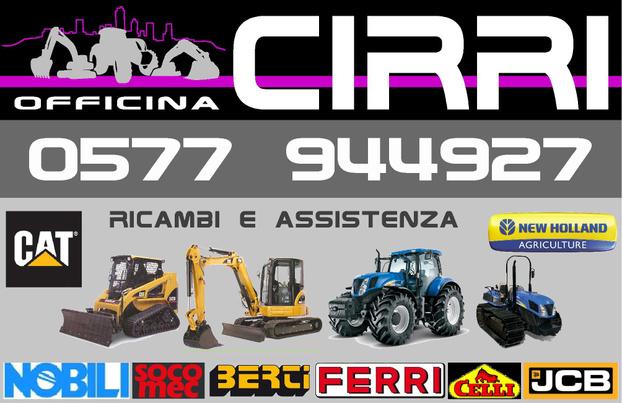 Officina Cirri srl    (San Gimignano - Siena - ) - San Gimignano - Officina riparazione - vendita - noleggi - Subito