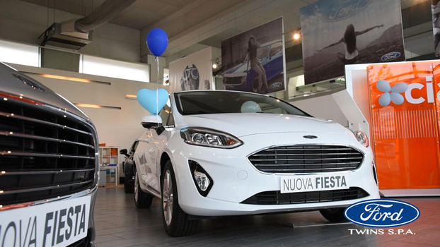 Twins S.p.A. - Melito di Napoli - L'unica Concessionaria Ford ufficiale pe - Subito Impresa+