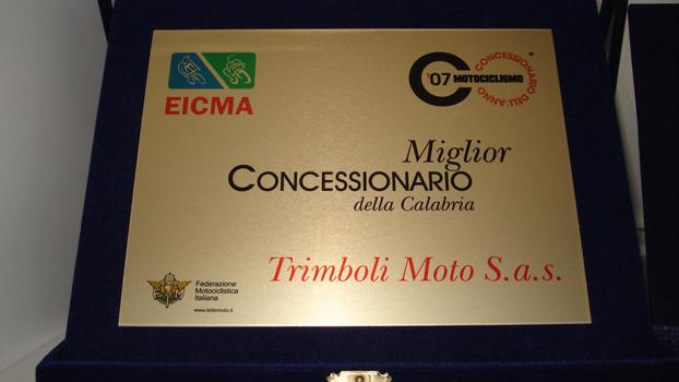 TRIMBOLI MOTO S.A.S - Siderno - Siamo concessionari ufficiali a gestione - Subito Impresa+