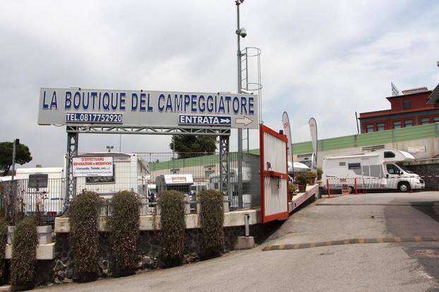 LA BOUTIQUE DEL CAMPEGGIATORE S.R.L - Portici - La Boutique del Campeggiatore Leader nel - Subito Impresa+