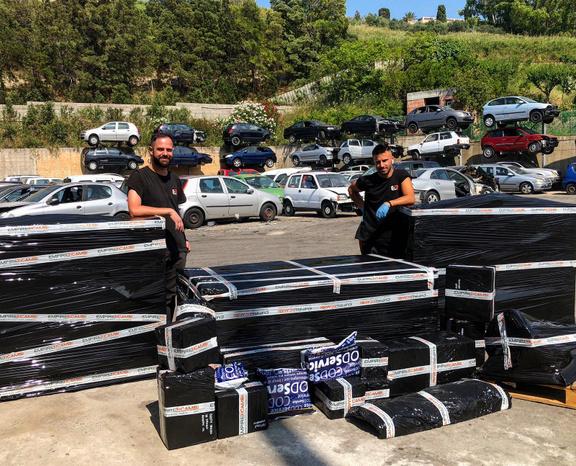 EMPIRE RICAMBI - Venetico - Cerchi un ricambio per la tua auto?  Un - Subito