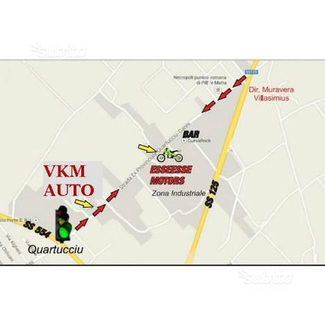 VKM AUTO - Quartucciu - CONCESSIONARIA - RIVENDITORE - VENDITA A - Subito Impresa+