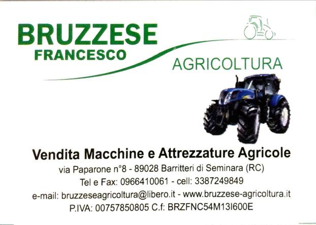 Bruzzese Agricoltura - Seminara - Bruzzese Agricoltura opera nel commercio - Subito Impresa+