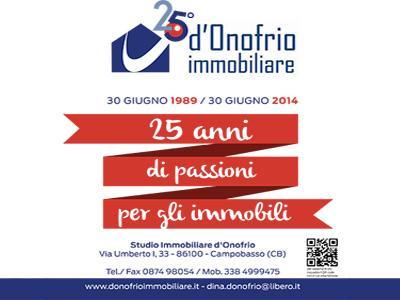 STUDIO IMMOBILIARE d'ONOFRIO - Campobasso - Lo Studio Immobiliare d'ONOFRIO, la cui - Subito Impresa+