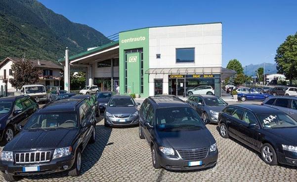 Centrauto - Andalo Valtellino - Concessionaria d'Auto multimarche - Rive - Subito Impresa+