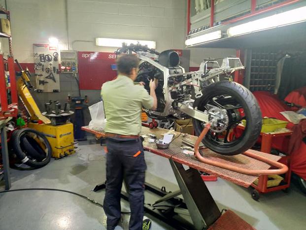 LUINI MOTORCYCLE S.R.L. - Bollate - Ditta Luini nasce nell'anno 1946 come - Subito