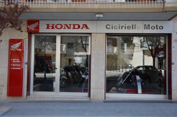 CICIRIELLO MOTO S.R.L - Conc. Esclusiva HONDA - Andria - Per gli appassionati delle due ruote, Ci - Subito Impresa+