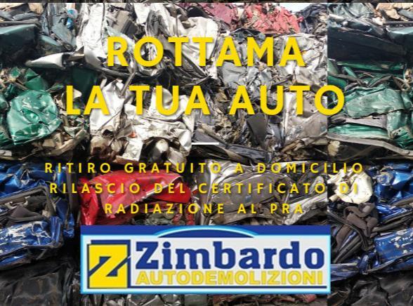 Zimbardo Autodemolizioni - Cammarata - Da una esperienza nel campo dei ricambi - Subito