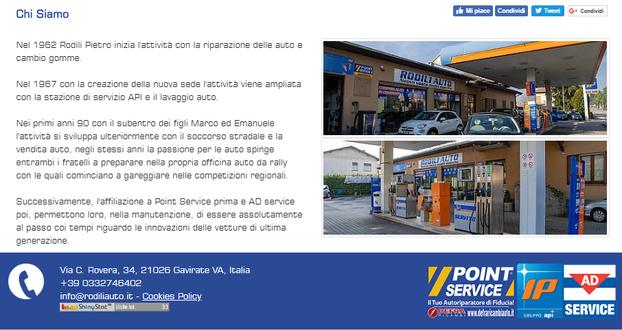 RODILI AUTO SNC - Gavirate - Rodili auto è un azienda che da oltre 5 - Subito Impresa+