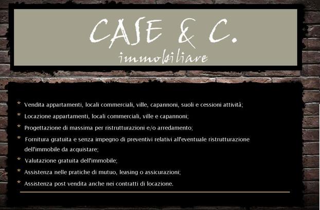 CASE & C. IMMOBILIARE - Bitritto - ...la nostra esperienza maturata in tren - Subito Impresa+