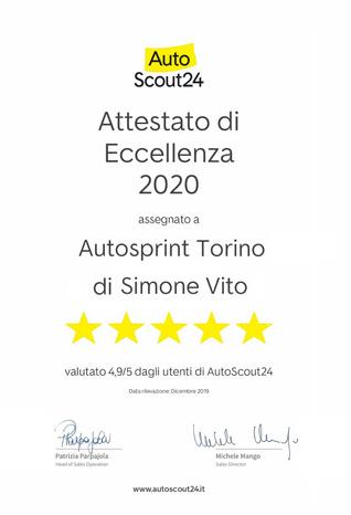 AUTOSPRINT TORINO di Simone Vito - Torino - Autosprint Torino nasce dall'unione di p - Subito
