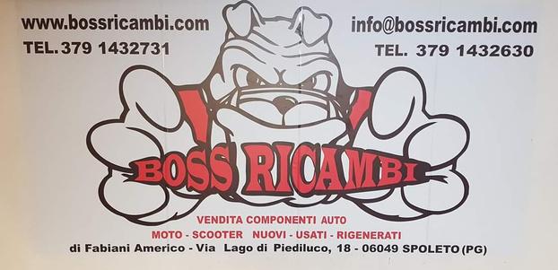 Boss Ricambi di Fabiani Americo - Spoleto - BossRicambi, fornisce ricambi auto moto - Subito Impresa+