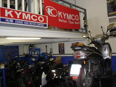 NAPOLEONI  MOTOFORNITURE KYMCO ROMA - Roma - CONCESSIONARIA KYMCO,LIFAN,ZONTES,VERVEM - Subito
