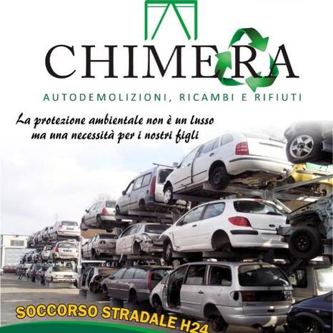 Autodemolizioni Chimera E-Shop - Butera - RICAMBI USATI Scegliere l'usato non vu - Subito Impresa+