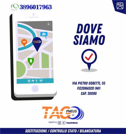 TAGO PNEUS - Pieve Emanuele - Tago Pneus è un'azienda specializzata n - Subito Impresa+