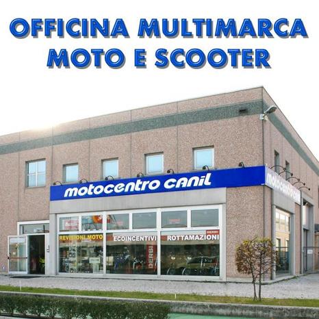 MOTOCENTRO CANIL - Romano d'Ezzelino - Nel 1979 viene fondato il Motocentro Can - Subito Impresa+