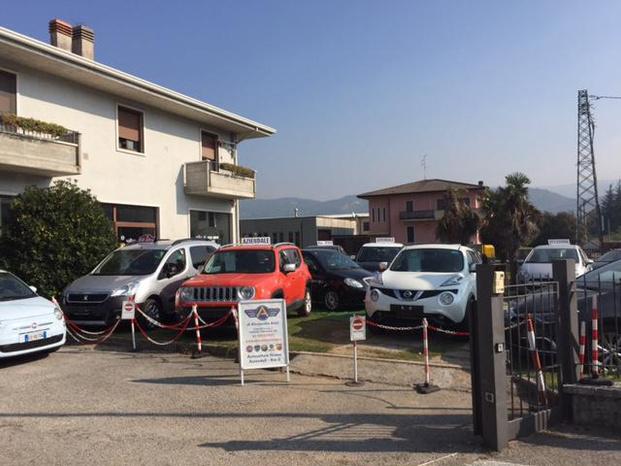 ANICI AUTO  di ANICI ALESSANDRO - Caprino Veronese - Dopo 23 anni in concessionaria FIAT ho a - Subito Impresa+