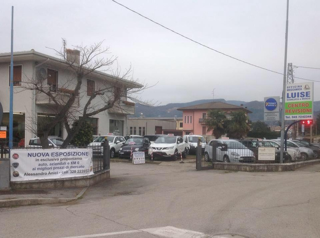 ANICI AUTO  di ANICI ALESSANDRO - Caprino Veronese - Dopo 23 anni in concessionaria FIAT ho a - Subito