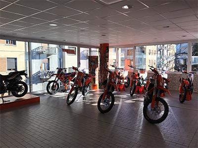 Bike House Orange Srl - Varese - Concessionario Ufficiale KTM per Varese - Subito Impresa+