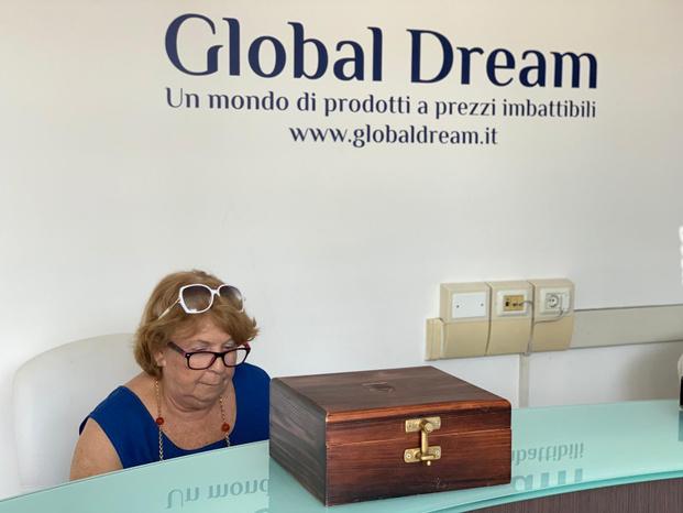 Global Dream - Napoli - Global Dream Srls è una società italia - Subito Impresa+