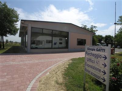 Gatti Giorgio S.r.l. - Lavoriamo nel settore campeggio dal 1968 - Subito