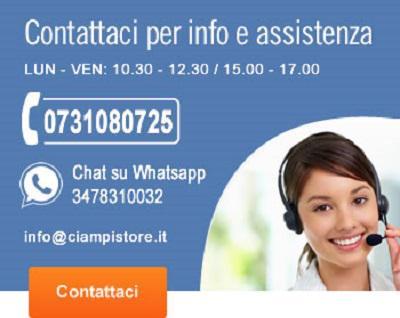 CIAMPISTORE.IT - Jesi - Servizio Clienti Dal Lunedi al Venerdi i - Subito Impresa+
