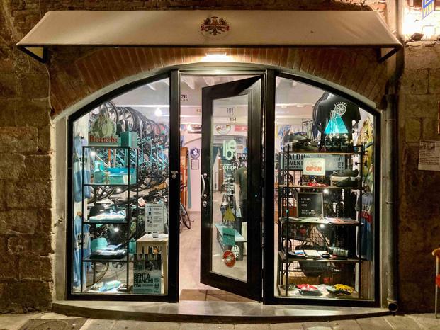 La Belle Equipe - Pisa - Bianchi monobrand store. Vendita bici nu - Subito
