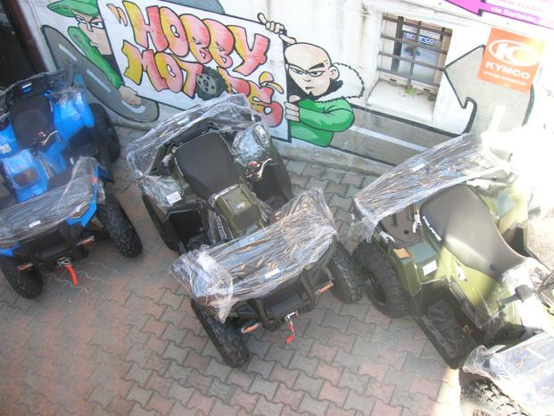 HOBBY MOTORS - Vasto - Concessionario ufficiale: Polaris, Suzuk - Subito Impresa+
