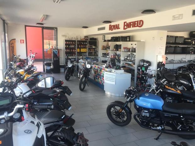 Moto 34 snc - Tricesimo - La concessionaria Moto34 nasce dalla pas - Subito Impresa+