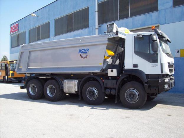 ACAR Ribaltabili - Mondovi' - Fabbricazione di carrozzerie per autovei - Subito Impresa+