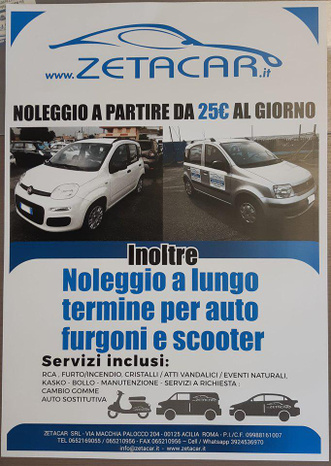 ZETACAR VENDITA  NUOVO ED USATO - NOLEGGIO - Roma - La Zetacar è un'autosalone multimarche - Subito Impresa+