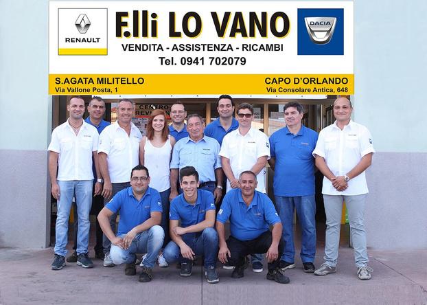 RENAULT FRATELLI LO VANO S.N.C - Sant'Agata di Militello - La Renault F.lli Lo Vano è ininterrotta - Subito Impresa+