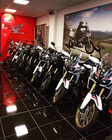 TBIKE CONCESSIONARIA HONDA VICENZA - Vicenza - Concessionario Honda ufficiale  per Vice - Subito Impresa+