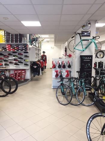 CICLI POCCIANTI - Sesto Fiorentino - Per la passione del ciclismo nasce Cicli - Subito Impresa+