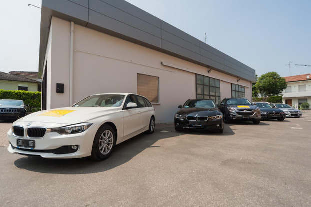 Euro Target - Centro Auto Multimarche - Pieve di Cento - Acquistare un'automobile significa anche - Subito Impresa+