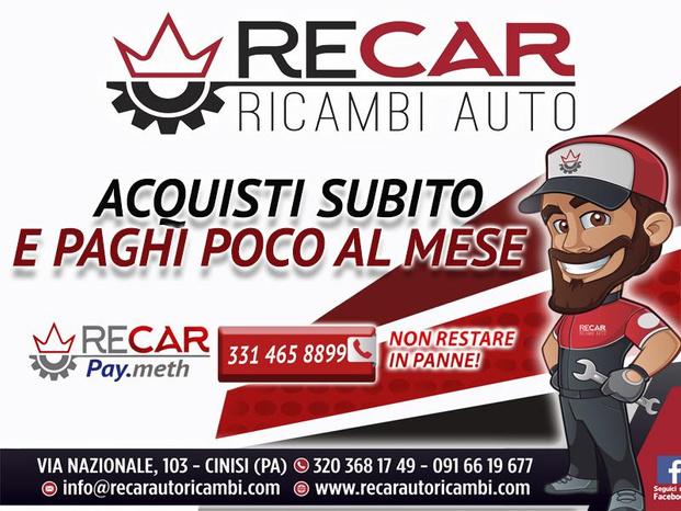 RECAR #RICAMBI  # AUTO  # MOTO  # CARROZZERIA - Cinisi - Il nostro obiettivo è offrirvi sempre i - Subito Impresa+