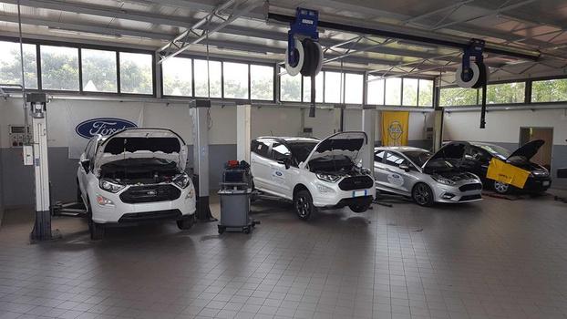 GM AUTO GARGIULO s.r.l. - Santa Maria la Carita' - La Concessionaria Opel e Ford  GM Auto G - Subito Impresa+