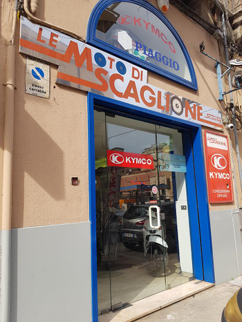 LE MOTO DI SCAGLIONE SAS - Palermo - La concessionaria Le moto di Scaglione S - Subito