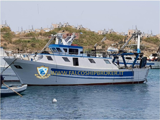 FALCO SHIPBROKER - Mazara del Vallo - Mediazione Marittima : Compravendita Pes - Subito Impresa+