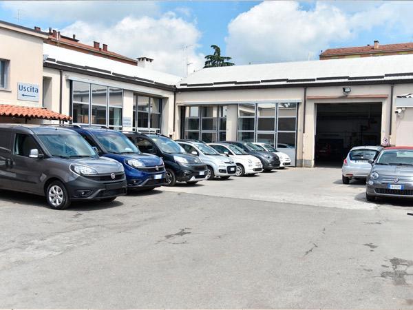 Maresca e Fiorentino spa - Bologna - Concessionaria Fiat, Abarth, Lancia e Fi - Subito Impresa+