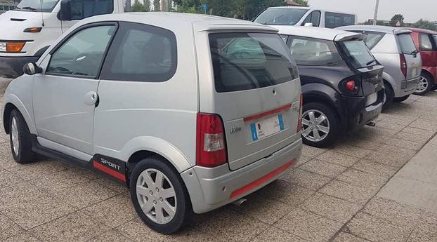 SPEEDY GONZALES di Roberto Cavanna - Reggio nell'Emilia - Concessionaria Microcar/Minicar AIXAM LI - Subito Impresa+