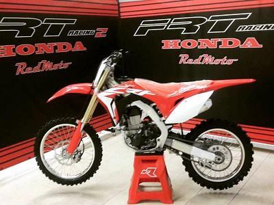 FRT RACING 2 di Gilda Benazzi - Finale Emilia - Rivendita ufficiale Honda Red Moto offro - Subito Impresa+