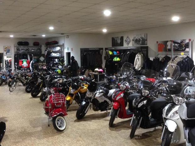 MOTOSPORT PADOVA - Padova - La Motosport, concessionaria Benelli, Ky - Subito Impresa+