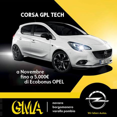 GMA GRANDI MARCHE AUTOMOBILI SRL - Novara - GMA è Concessionaria ufficiale Opel dal - Subito