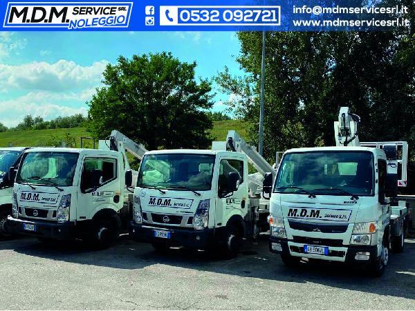 M.D.M. Service S.r.l. - Argenta - Specializzati nel settore Noleggio, offr - Subito Impresa+