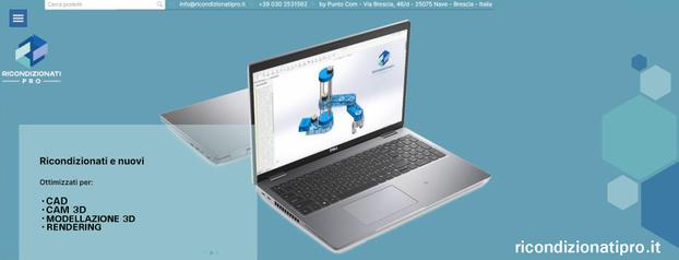 ricondizionatipro.it - Nave - Specialisti in:  - Workstation fisse e p - Subito