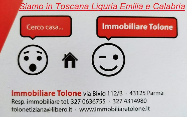IMMOBILIARE TOLONE DI TOLONE TIZIANA - Parma - Il nostro obiettivo è dunque quello di - Subito Impresa+