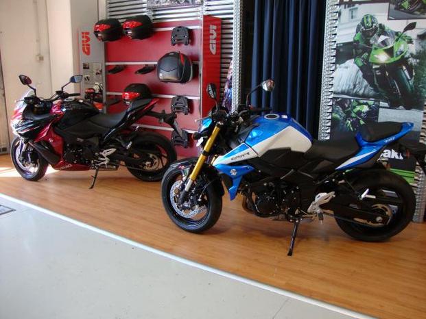MOTOPOINT RACING SRL - San Dona' di Piave - Concessionario ufficiale motocicli Suzuk - Subito Impresa+